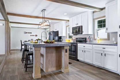 Clayton Athens Nellie Kitchen Mobile Home in Oklahoma