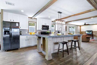 Clayton Athens Nellie Kitchen Island Mobile Home in Oklahoma