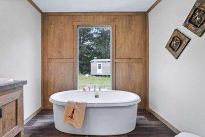 Clayton Athens Nellie Bathroom Mobile Home in Oklahoma