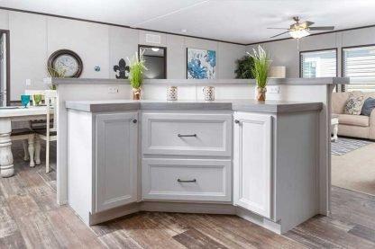 Clayton Crazy 8 Mobile Home Kitchen