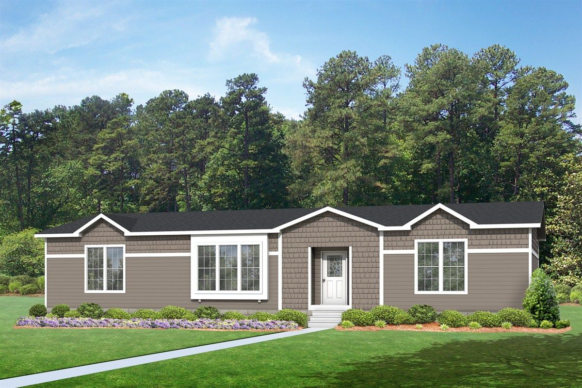 Manufactured Home Exterior