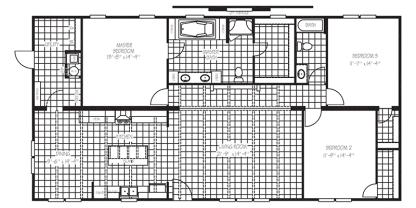 Jessup Eisenhower Mobile Home Floorplan Oklahoma