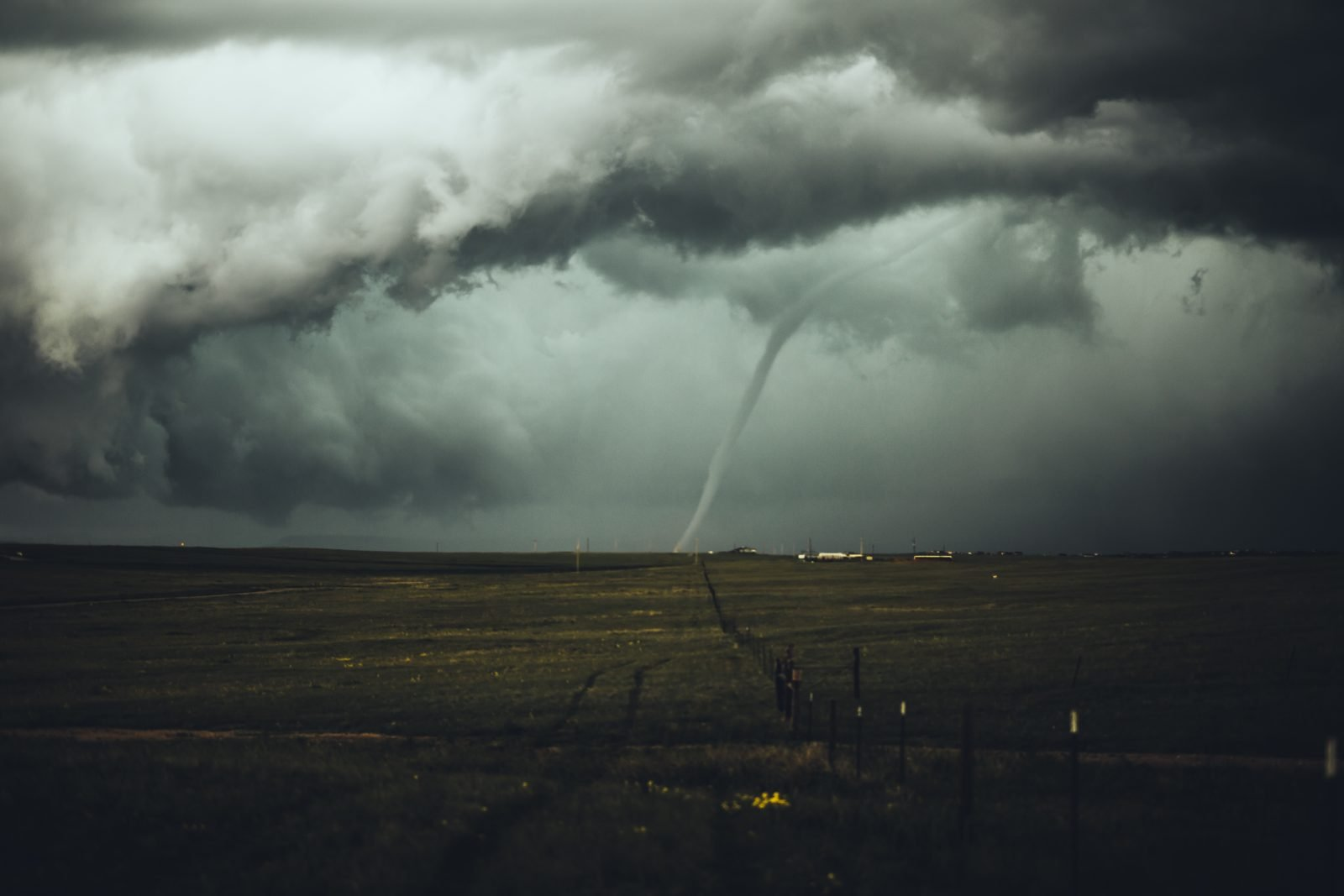 MANUFACTURED HOMES SAFE IN TORNADOES